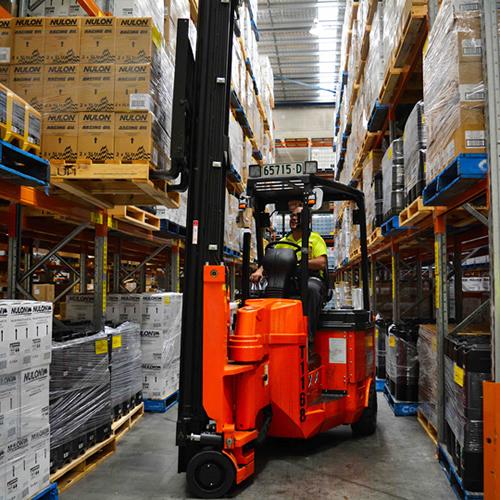 Bendi VNA Forklift