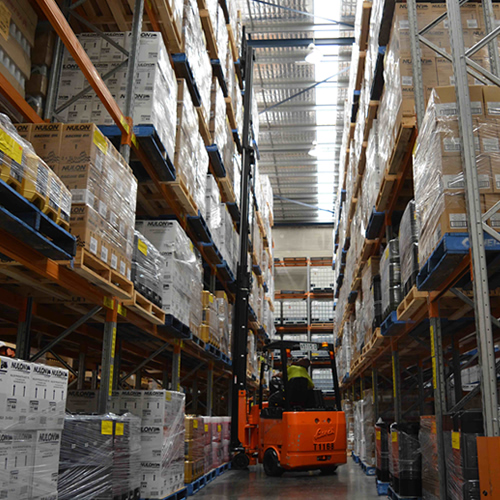 Bendi VNA Forklift, High Reach Forklift, Bendi Reach Truck