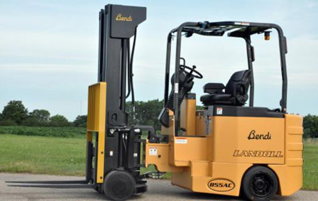 Bendi Articulated Forklift