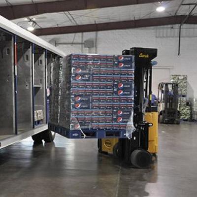 Bendi Articulated Forklift