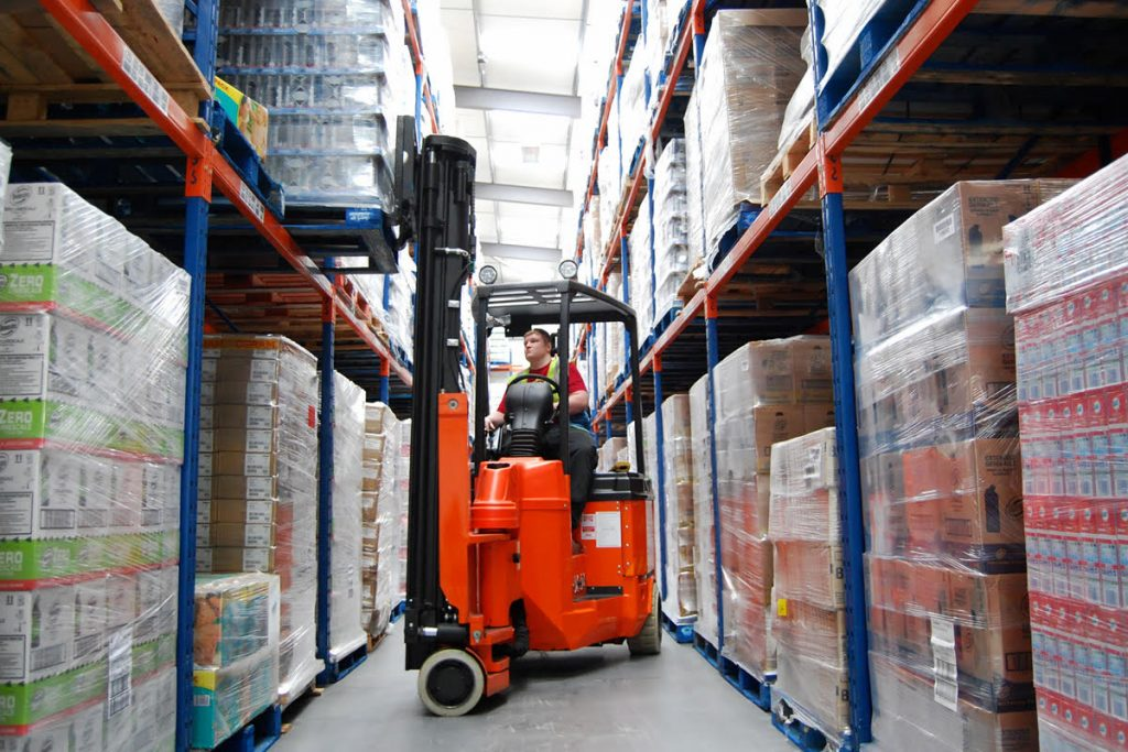About Us - Australia's Narrow Aisle Forklift Specialist