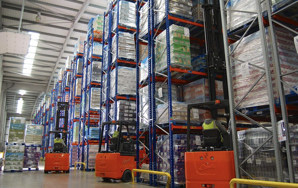 Bendi Narrow Aisle High Reach Forklifts