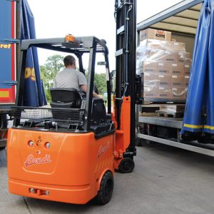 Bendi High Lift Forklift