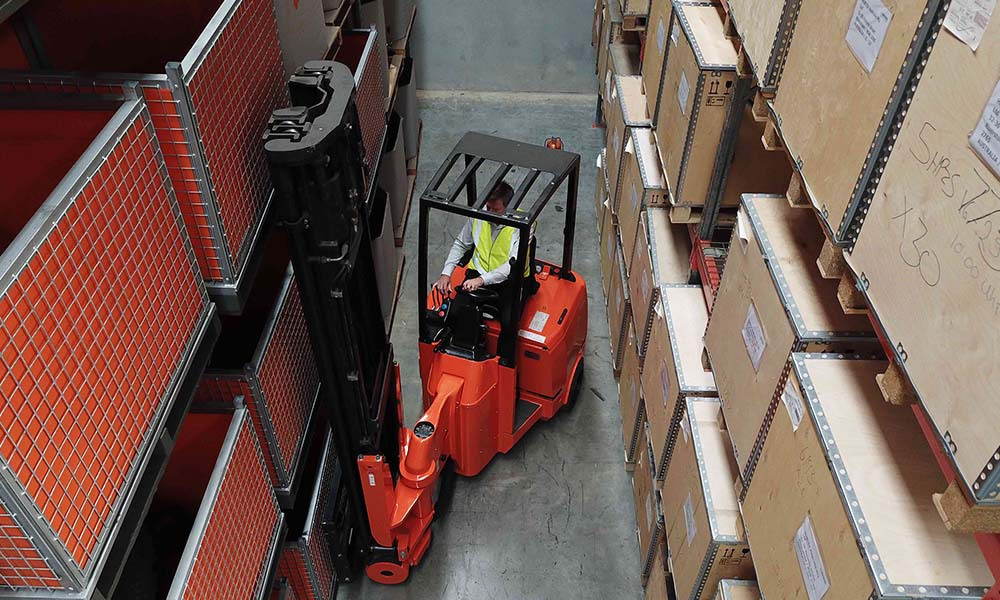 Forklift Hire Bendi Narrow Aisle Forklifts for Hire